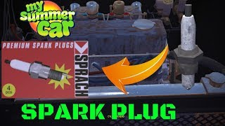 Spark Plug - Test Branch 8 (Update) - My Summer Car #75