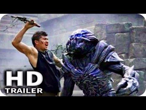 BEYOND SKYLINE: International Trailer (2017) Skyline 2, Sc-Fi Action Movie HD