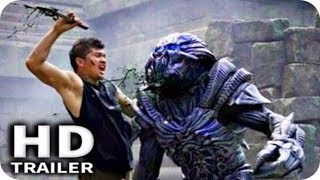 BEYOND SKYLINE: International Trailer (2017) Skyline 2, Sc-Fi Action Movie HD