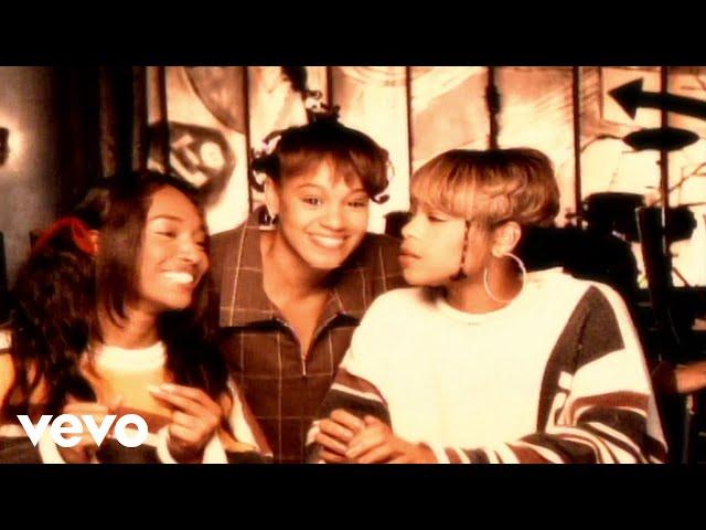 TLC - Creep (Official HD Video)