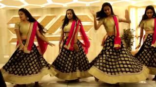 Best Ring Ceremony Dance | Garba Choreography | Chogada | Kamariya | Shubhdin | Piya Ghar Aayenge