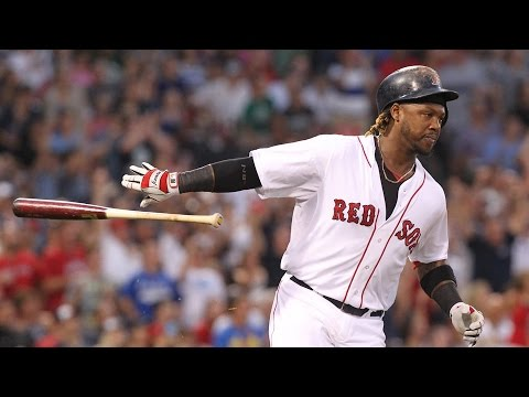 Hanley Ramirez | 2015 Red Sox Highlights ᴴᴰ