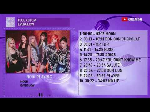 EVERGLOW ALL SONGS [SINCE DEBUT - DUN DUN ERA] ▶3:52