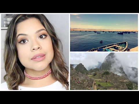 Chatty Beauty Favorites + Trip to Peru