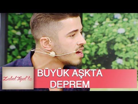 Zuhal Topal'la 33. Bölüm (HD)   Melih - Nazlı Aşkında Büyük Deprem!