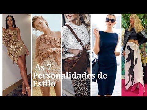 As 7 Personalidades De ESTILO! Descubra Seu Estilo Nesse Video!!