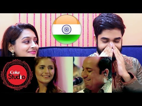 Indians React To Afreen Afreen : Coke Studio Episode 2, Season 9