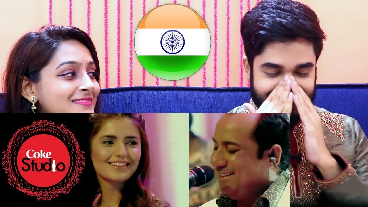 Indians react to Afreen Afreen : Coke Studio Episode 2, Season 9