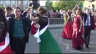 Соснівка Випускний вальс 2016р школа №7