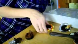 Candy Turkeys (vlog University)