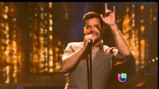 Ricky Martin en Premio Lo Nuestro 2015 - Disparo al Corazón (19/02/15)
