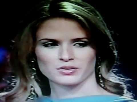 Miss Brasil 2004 - Entrevistas - 1ª Parte
