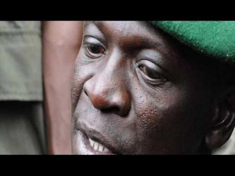Amadou Aya Sanogo après son arrestation