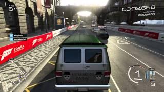 Forza Motorsport 5 GMC Van Troll