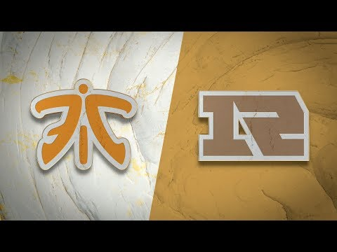Fnatic vs Royal Never Give Up vod