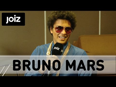 "Bruno Mars ""I'm a sex symbol"" (2/2)"