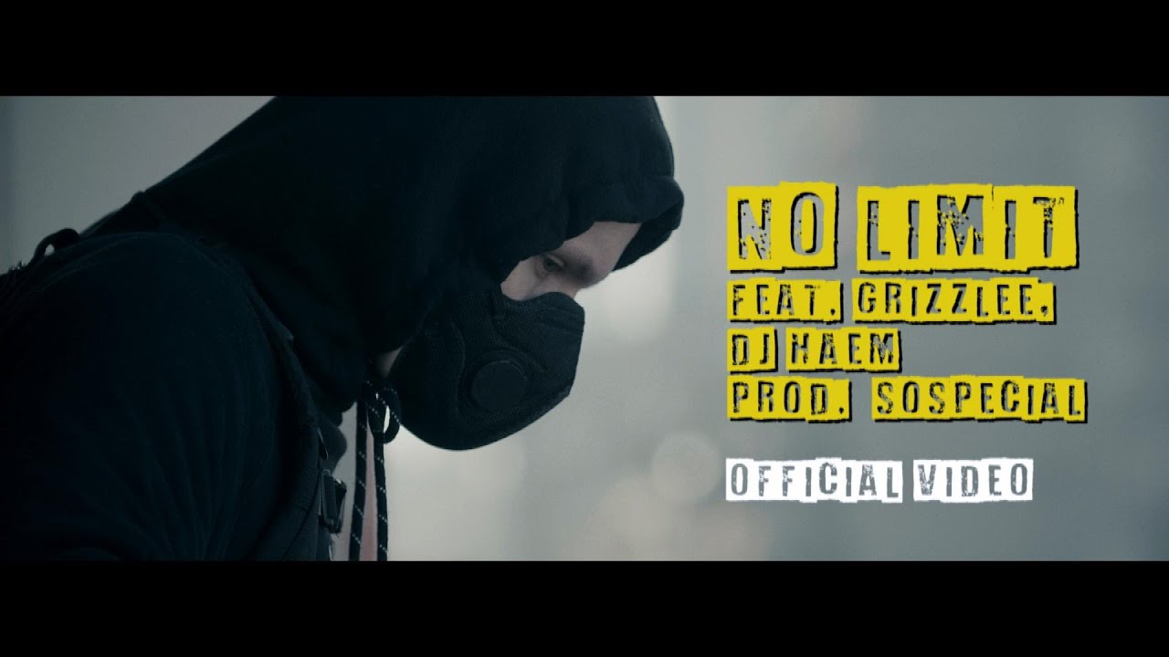 Wigor Mor W.A. - No limit feat. Grizzlee, Dj Haem (prod. soSpecial) (Official Video)