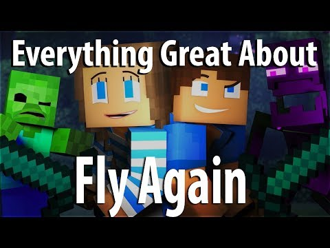 Everything Great About Fly Again In 7 Minutes Or Less