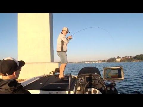 BREAM Australian Open - Steve Morgan Live Coverage Day 1 - Sydney Harbour