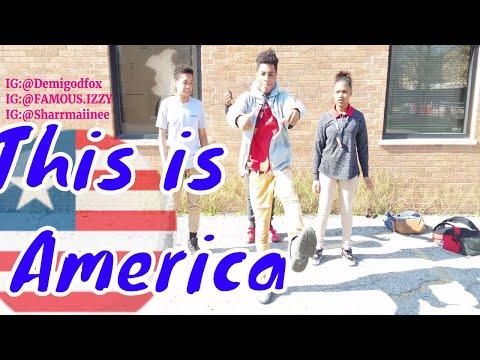 Childish Gambino - This is America ( Dance )