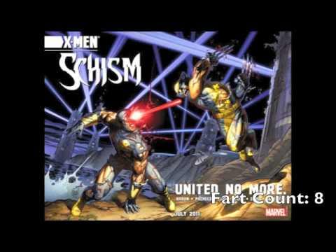 Probably Comics: Spider Island and X-Men: Regenesis