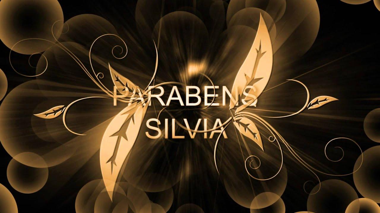 Parabéns Cunhada: PARABENS SILVIA