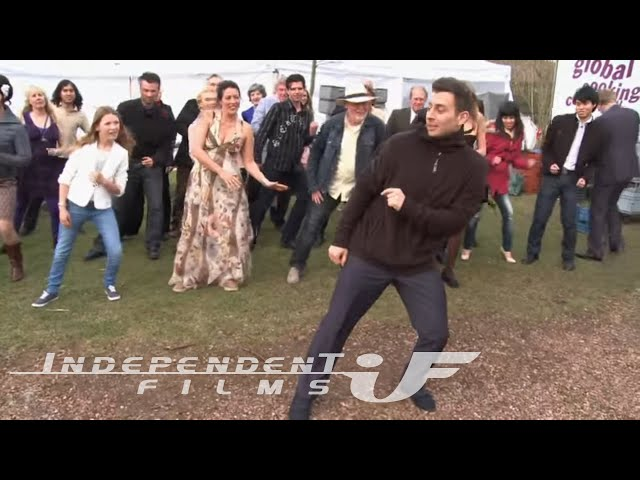 Line dancing DAN KARATY