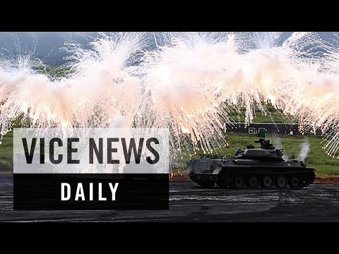 VICE News Daily: Japan Shows Off Its Military