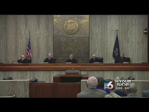 Idaho Supreme Court gets new Chief Justice
