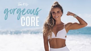 Sculpt Your Gorgeous Core With This New Ab Routine ~ Tone It Up Bikini Series!