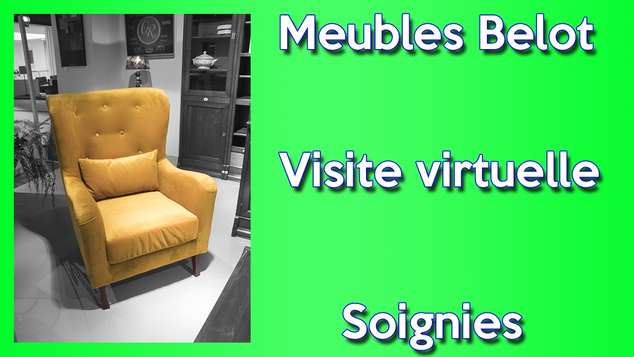 Meubles Belot Soignies Belgique Youtube