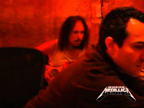 Mission Metallica: Fly on the Wall Platinum Clip (July 8, 2008)