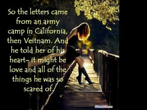 Dixie Chicks- Traveling Soldier w/ lyrics