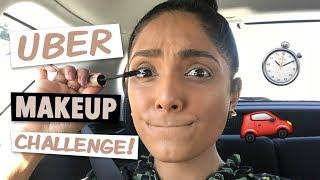 UBER MAKEUP CHALLENGE!! OH BOY... l DEEPICA MUTYALA