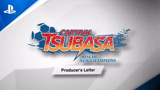 Captain Tsubasa: Rise of New Champions - PD Letter | PS4