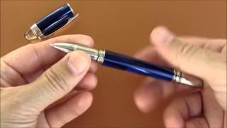 Montblanc Starwalker Cool Blue Roller