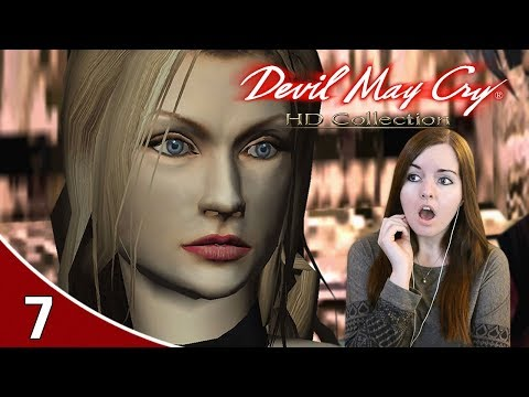 S*** Gets Dark!! - Devil May Cry HD Collection Gameplay Walkthrough Part 7