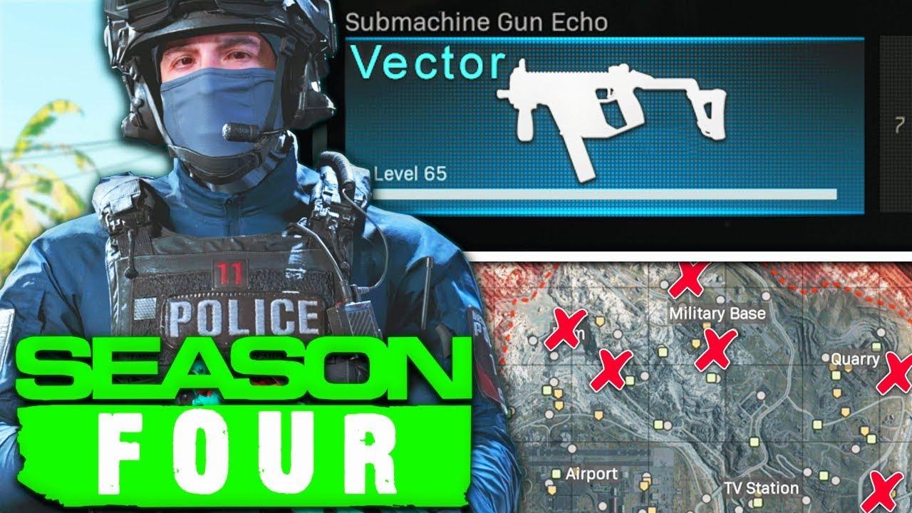 Modern Warfare The Huge Season 4 Leaks New Weapons New