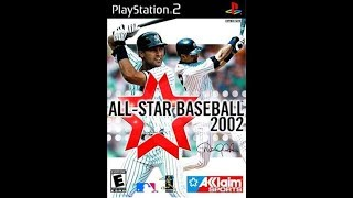 All-Star Baseball 2002 (PlayStation 2) - Seattle Mariners vs. New York Yankees
