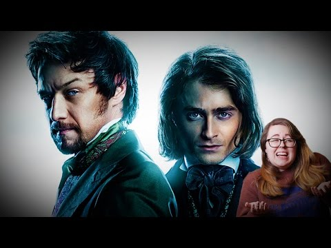 Victor Frankenstein : Mostly 1 Minute Movie Review
