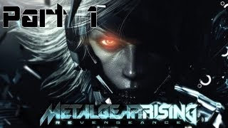 Gambar cover [Metal Gear Rising] - First-Time Playthrough (Part 1)