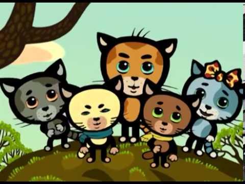 смотреть онлайн три котенка все серии подряд 3 сезон
