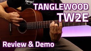 Tanglewood Winterleaf TW2E Electro-Acoustic - Review & Demo