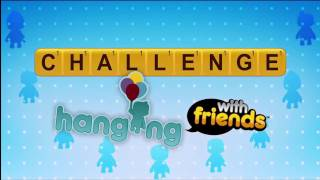 Hanging With Friends iPhone/iPod Gameplay