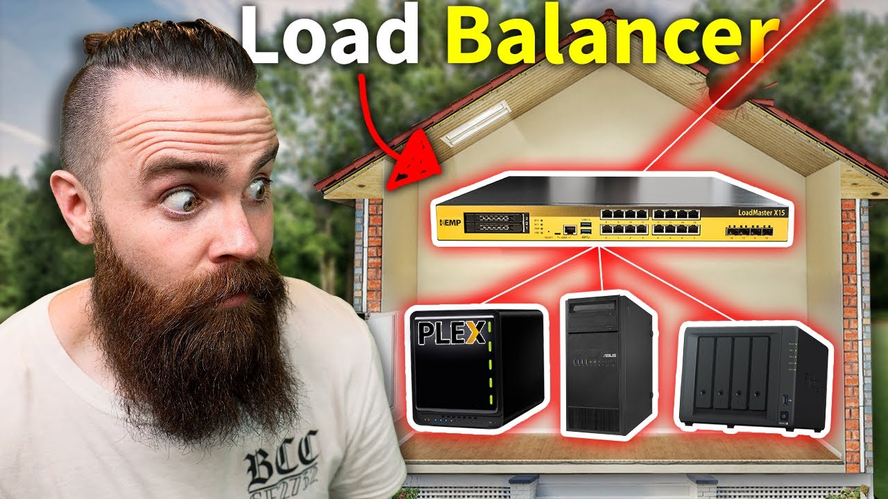 you need to learn Load Balancing RIGHT NOW!! (and put one in your home network!)