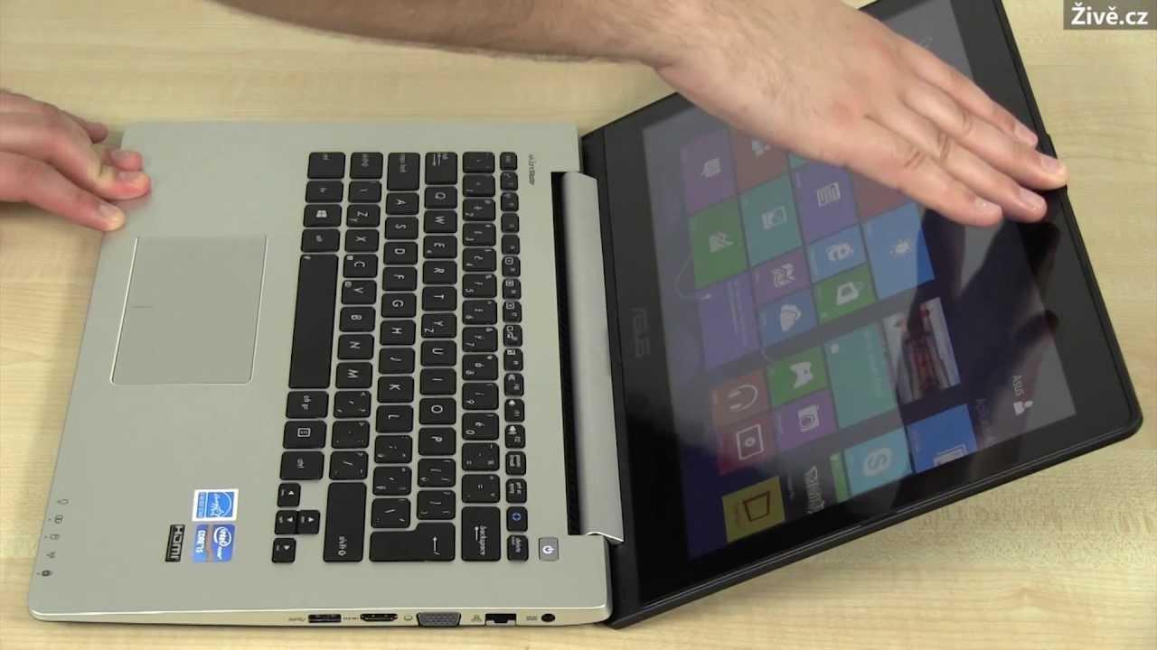 ASUS VivoBook S300CA Windows