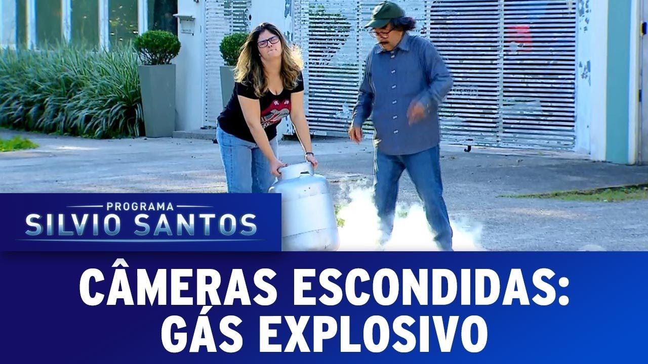 Gás Explosivo | Câmeras Escondidas (16/07/17)