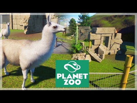 New South American Expansion | Planet Zoo |