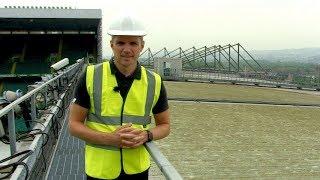 Celtic FC - Celtic Park 2018/19 upgrades