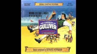 The 3 Worlds Of Gulliver | Soundtrack Suite (Bernard Herrmann)